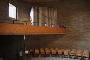 Orgel der Versöhnungskirche